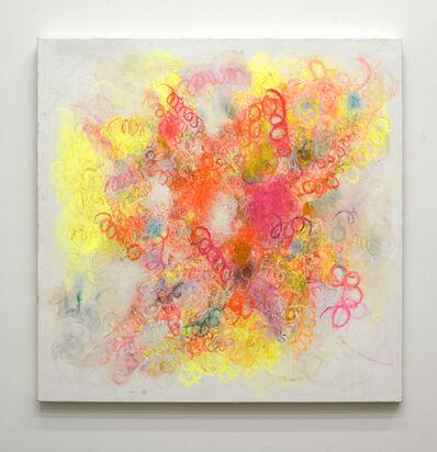 "Matthew Adam Ross, '""Colorful Curly 2"" ', 2019"