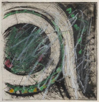Guido Strazza, 'Cosmate', 1989