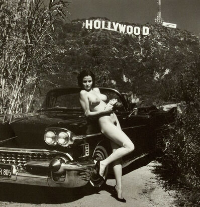 Helmut Newton, 'Newton's Playmates September', 1987
