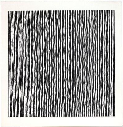 Ayomi Yoshida, 'Black Marks', 1998