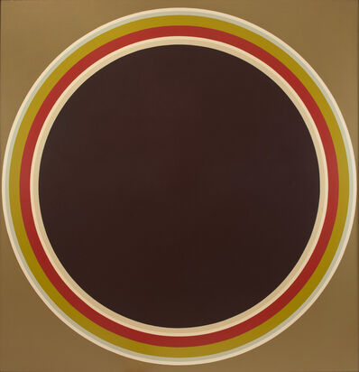 John Stephan, 'Disc #3', 1971