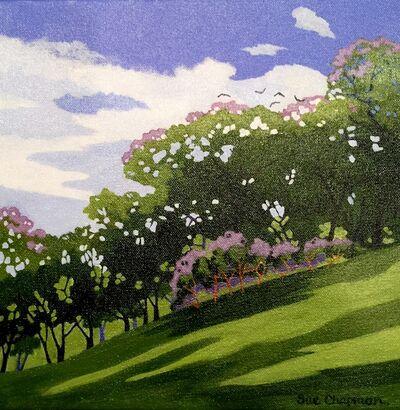 Susan Chapman, 'Foothills Springs'