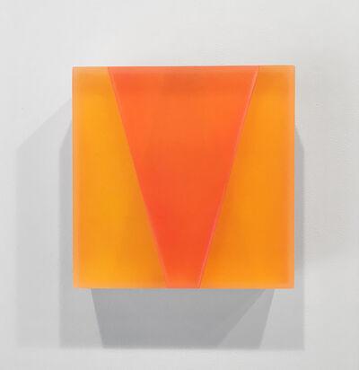 Michelle Benoit, 'September Sound, Orange', 2018