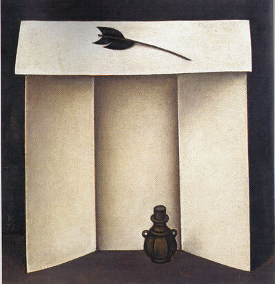 Dmitry Krasnopevtsev, 'Still Life with Feather', 1972