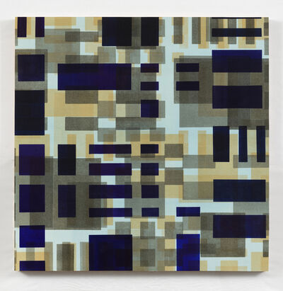 Catherine Mosley, 'Here/Square VII', 2015