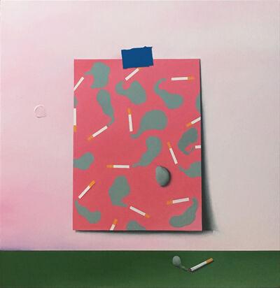Craig Kucia, 'pattern painting #1', 2018