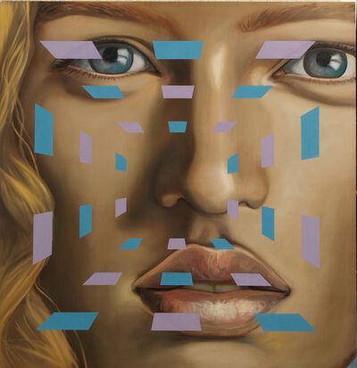 Manzur Kargar, 'Face Perspective'