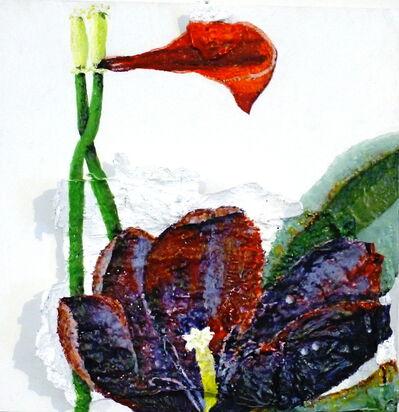 Ulrike Stadler, 'Tulips Dying and Crying VIII', 2012