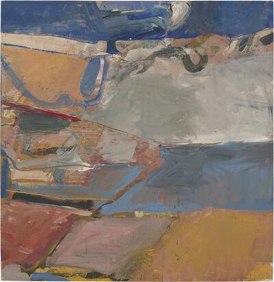 Richard Diebenkorn, 'Berkeley #22', 1954
