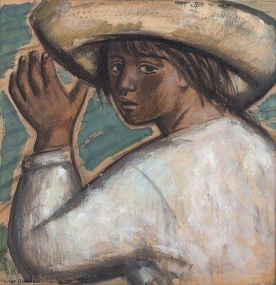 Xavier Bueno, 'Messicano con sombrero'