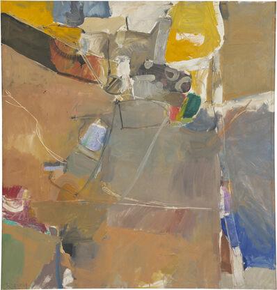 Richard Diebenkorn, 'Berkeley #19', 1954