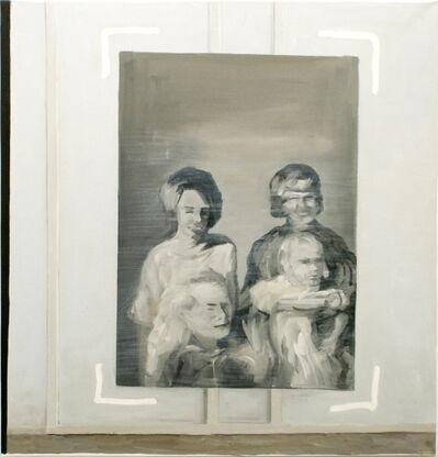 Greg Allen, 'Deatroyed Richter Painting No.13', 2016