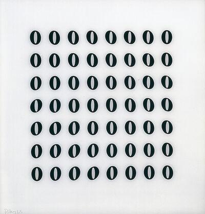 Bridget Riley, 'Untitled (Fragment 4)', 1965