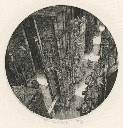 Philippe Mohlitz, 'La Mort à Mexico', 1977