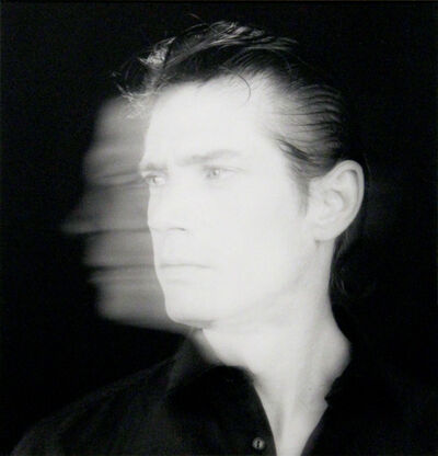 Robert Mapplethorpe, 'Self portrait', 1985