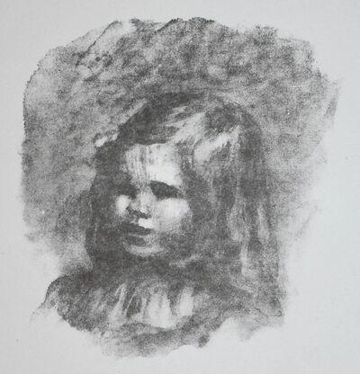 Pierre-Auguste Renoir, 'Claude Renoir, Tourne a Gauche', 1919