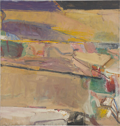 Richard Diebenkorn, 'Berkeley #54', 1955