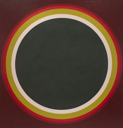 John Stephan, 'Disc #13', 1970
