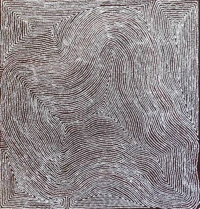Warlimpirrnga Tjapaltjarri, 'Untitled - Men's Story at Kanapilya', 2019