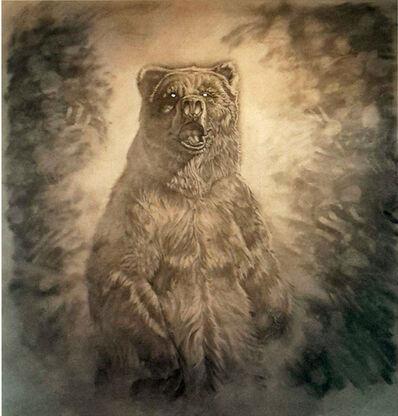 Ricardo Santos, 'A very important bear', 2017