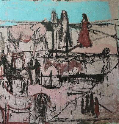 David Daoud, 'Opera Dialogue', 2018