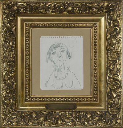 Willem de Kooning, 'Girl', 1952