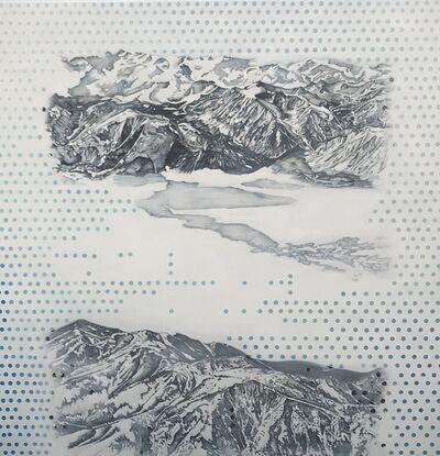 Kiki Gaffney, 'Polka Dot Mountain Range', 2018