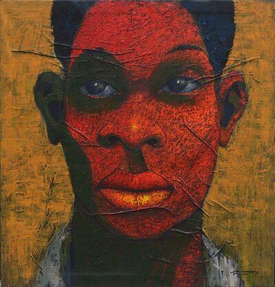 ALEX NWOKOLO, 'Undeterred 2', 2018