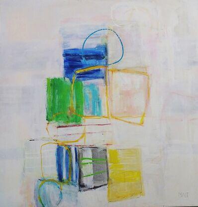 Janet Mait, 'Aegean Sea', 2016