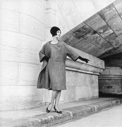 Willy Maywald, 'Modell von Nina Ricci', 1965
