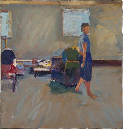 Richard Diebenkorn, 'Girl in a Room', 1958