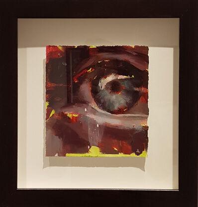 Jérôme Lagarrigue, 'Eye II', 2012