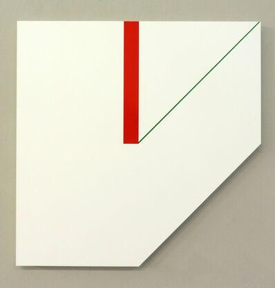 Gottfried Honegger, 'Relief R ', 2002