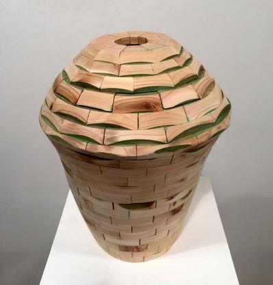 Foon Sham, 'Green Vessel', 2016