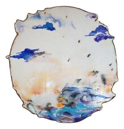 Hanibal Srouji, 'Blue Clouds', 2018