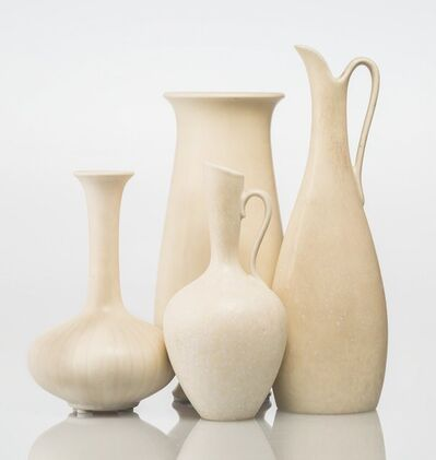 Gunnar Nylund, 'Two Vases and Two Pitchers', circa 1940