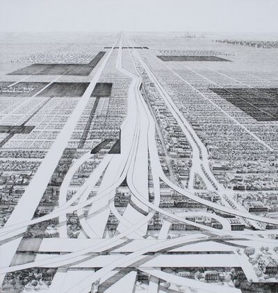 Ben Sack, 'Suburbs of Utopia', 2012