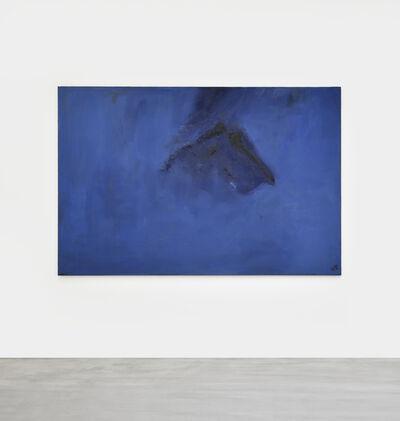Pierre Tal-Coat, 'Bleu Surgi', 1974