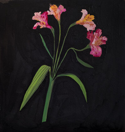 Sarah Osborne, 'Freesias', 2018