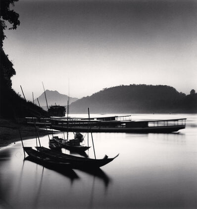 Michael Kenna, 'Mekong River Sunset, Luang Prabang, Laos', 2015