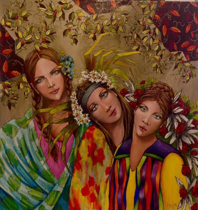 Jean Jacques Hudon, 'The Three sisters of Chekhou'