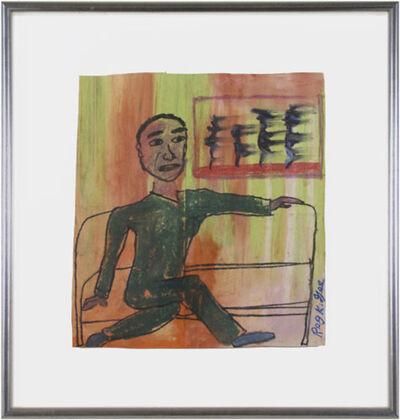 Reginald K Gee, 'Man on Express', 1999