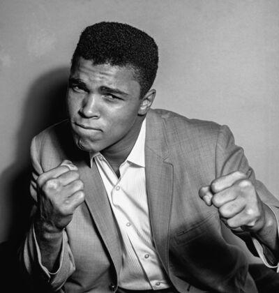 Stanley Weston, 'The Fighter (Muhammad Ali), Bronx, New York', 1962