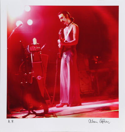 Alan Herr, 'Frank Zappa', ca. 2000