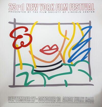 Tom Wesselmann, 'Monica (23rd New York Film Festival)', 1985