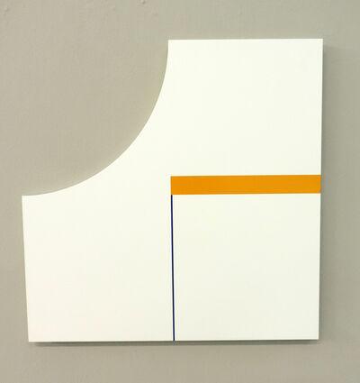 Gottfried Honegger, 'Relief J ', 2002