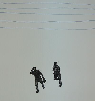 Peterson Kamwathi, 'Untitled (Horizon)', 2017