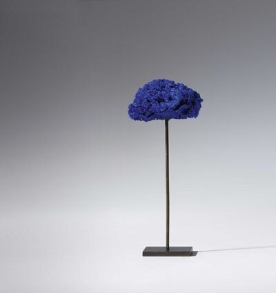 Yves Klein, 'Untitled Blue Sponge Sculpture (SE 322)', ca. 1961