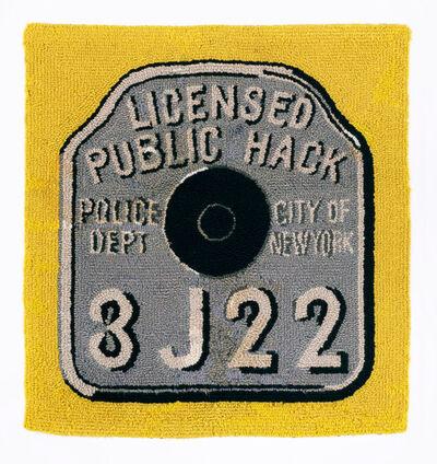 Dorothy Grebenak, 'Licensed Public Hack', ca. 1960