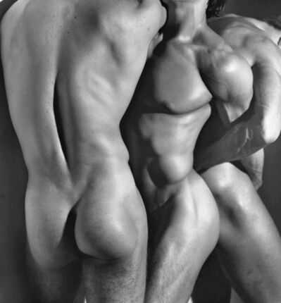 Herb Ritts, 'Three Male Torsos', 1986
